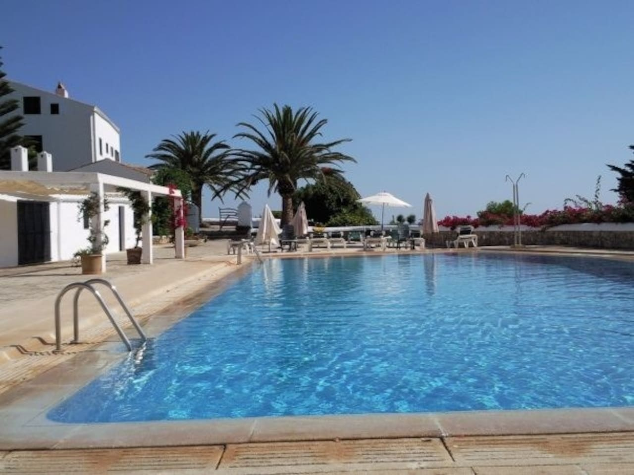 Apartment with sea views in Menorca