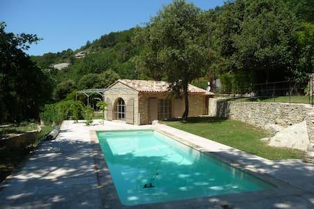 La Petite Etoile  avec piscine privée - Haus