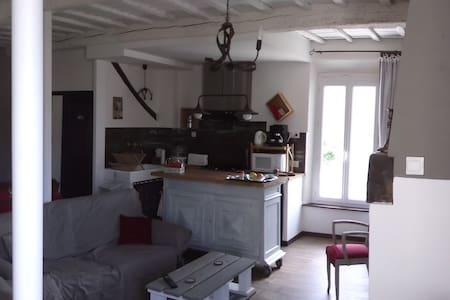 """Maison de village (pour couple) """" Chez Jeanine"""" - Villeneuve-les-Corbières - House"""