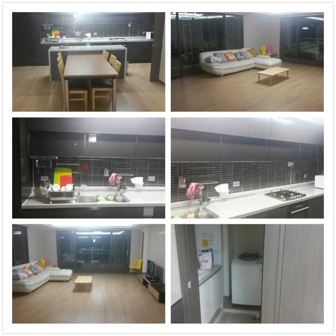 주방*거실/kitchen*living room