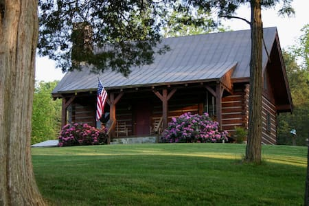 Virginia Log Cabin - Ház