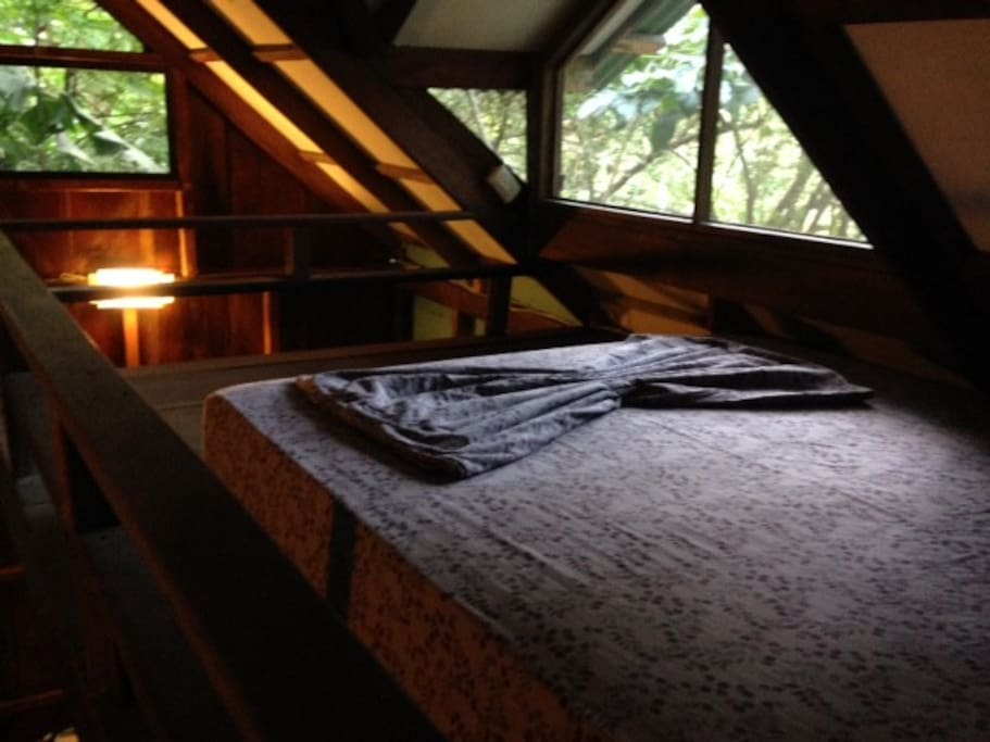 Loft | Sunrise bed