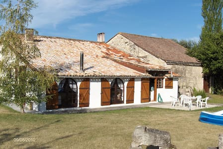 Renovated Farm, La Fon, Villeneuve de Duras - Duras