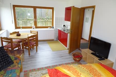 Souterrain-Apartment - Lohmar - Appartement