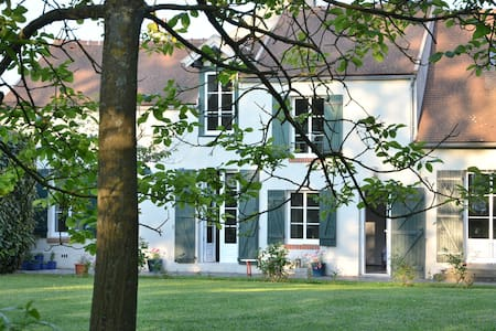 Belle propriété a 37kms de Paris  - Asnières-sur-Oise - Dům