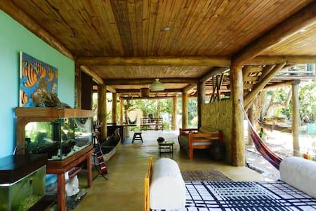 Camping Paraty Paradiso - Zelt