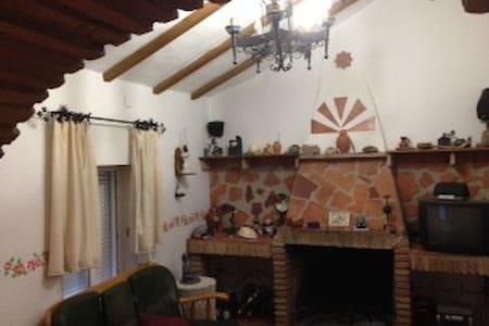 Casa rural (Cortijo) - Cómpeta - Villa