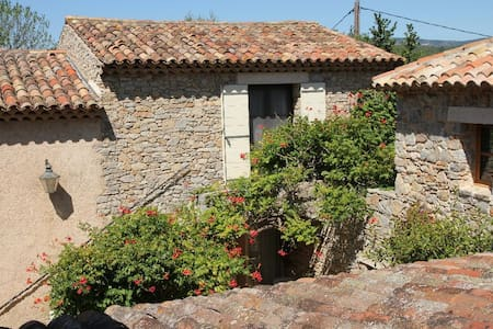 Holydays stay in restored knight-templar farm - Carcès