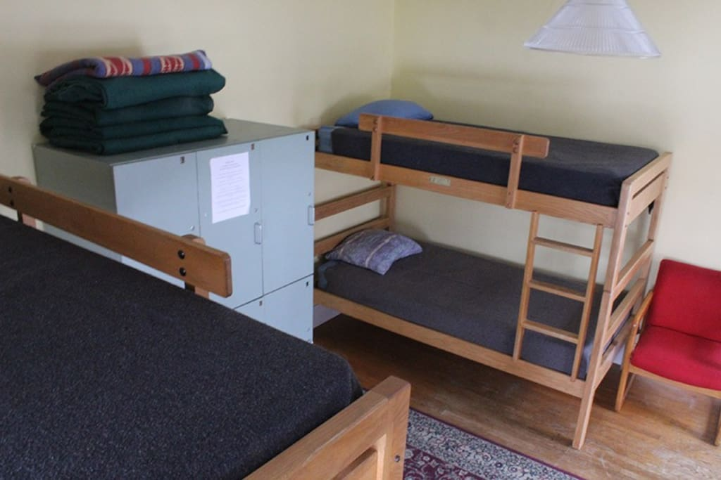 We have bunk Rooms available -See our other listings for reserving them