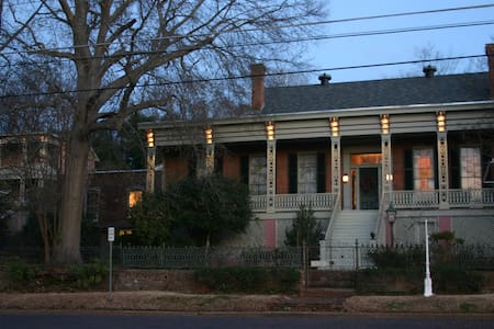 Corners Mansion Inn - A B and B - Vicksburg - Szoba reggelivel