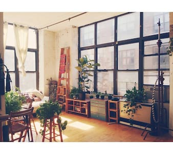 Huge Artists Loft in Brooklyn! - New York - Loft