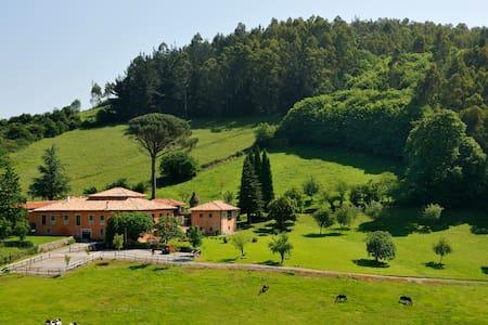 Una Quintana en el Paraiso Asturias - Bed & Breakfast