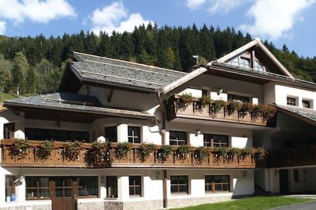 Appartment&Wellness Logarska dolina - Wohnung
