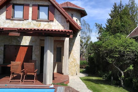 Fantastic Chalet at Lake Balaton - Balatonudvari