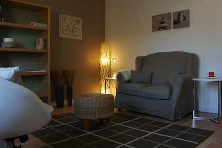 Cosy and nice apt in Cologne North - Daire