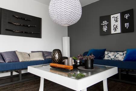 appartement déco - Noisiel - Wohnung