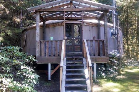 30' Celestial Yurt - Rundzelt