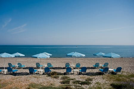 Hotel Caretta Beach Apartment - Gerani - Flat