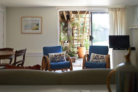 Rose Garden Retreat - Stinson Beach - Lägenhet