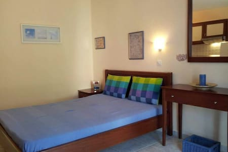 No 10  4-bedded, Aristea, Sarti. - Apartment