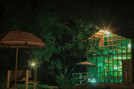 【歌渡山農莊Kdusan Farm】獨立雙層小屋 - Xiulin Township