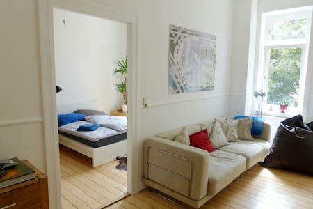 Schöne 2-Zimmer im Gründerzeit Viertel Wiesbaden - Wiesbaden - Pis
