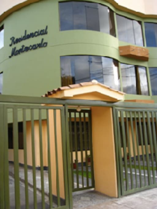 Gated, secure, with watchman