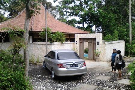 Sewa Villa Jimbaran - House