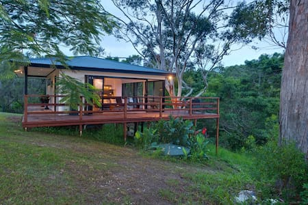 Sunset Cottage Byron Bay hinterland - Kabin
