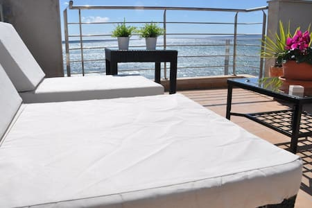 First sea line apartment Portixol  - Palma de Mallorca