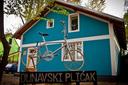 Dunavski Plićak  - Szoba reggelivel