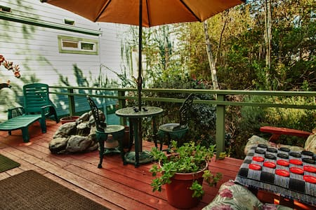 Cottage Apt Near Hearst Castle 1-3 - Huoneisto