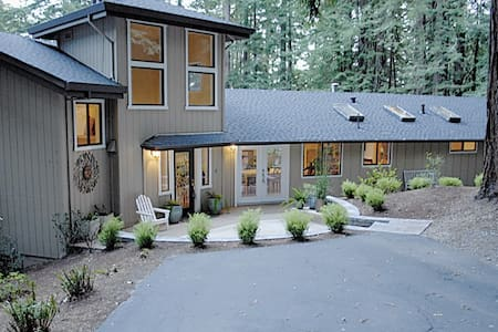 Occidental Redwood Retreat - Casa