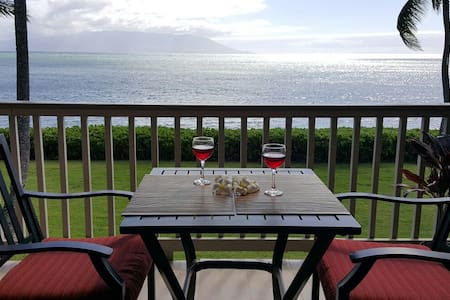 Amazing view of the ocean from your own Lanai. - Kaunakakai - Lejlighed