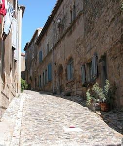 Spacious home in medival village