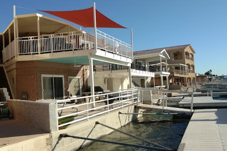Parker Strip River Front House - Private Boat Dock - Rumah