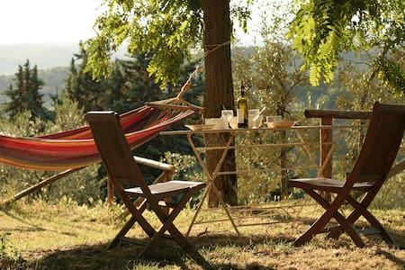 Ancora del Chianti - Country Charm 2 PERS - Bed & Breakfast