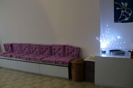 stanza privata con terrazzo - Wohnung