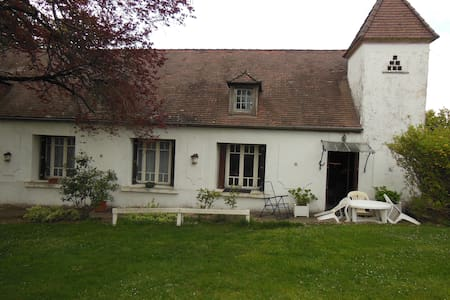 maison traditionnelle du lot - Ginouillac - House