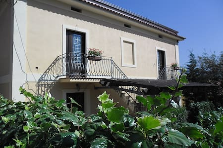 Villa Vignale - San Severino - Lejlighed