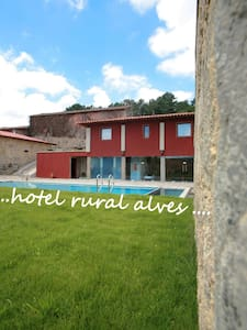 Quarto Duplo - Hotel Rural Alves - Braga