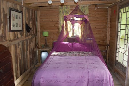 One Room Rustic Cabin  - Ginetes - Bed & Breakfast