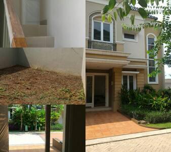 New House in Samara Village - serpong - House