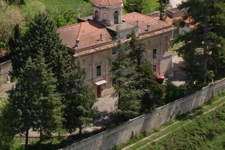 Secluded Villa eighteenth-century - Sulmona - Bed & Breakfast