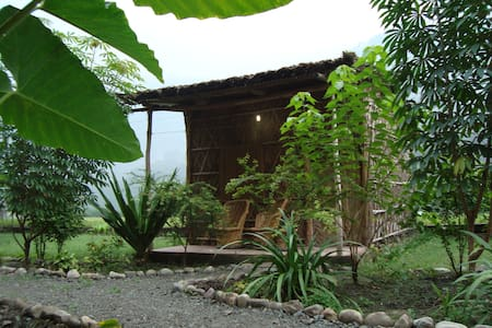 Room type: Private room Property type: Hut Accommodates: 2 Bedrooms: 1 Bathrooms: 1