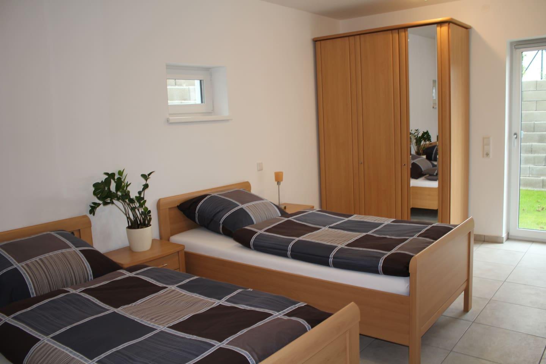 Ferienwohnung am mönchshöflein   flats for rent in rödelsee