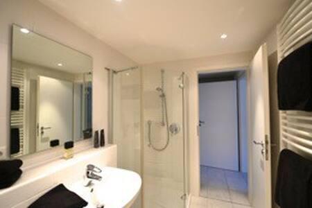 Modernes 1-Zimmer-Apartement - Wohnung