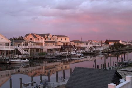 Waterfront Home, 3BR near LBI & AC - Σπίτι