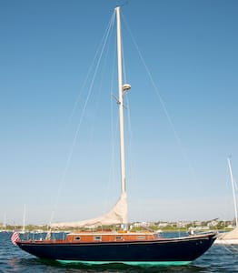 Nantucket Island on classic yacht - Nantucket - Bateau