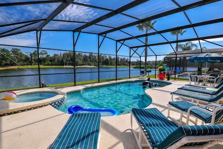 The Lake House. 7 Br and 4.5 ba - Kissimmee